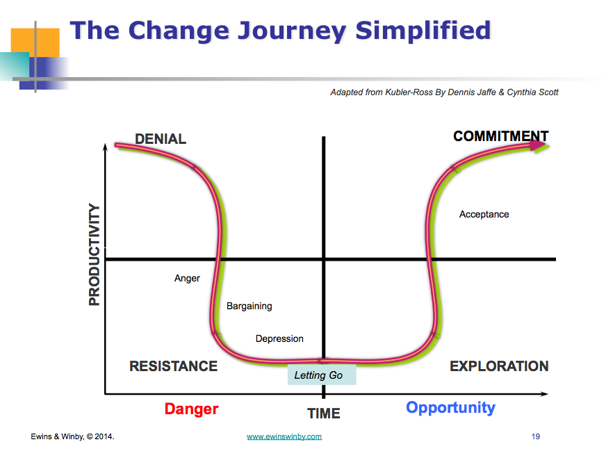 The Change Journey Simplified Anna AM
